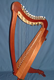 26 string celtic harp